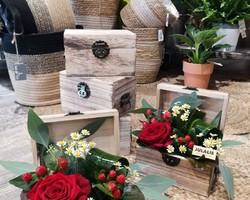 Coffres fleuri - JULALIE