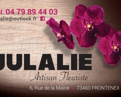Carte fidélité - JULALIE