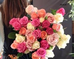 Bouquet de Roses - JULALIE
