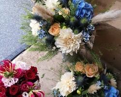 Créations florales Mariage - Albertville - JULALIE