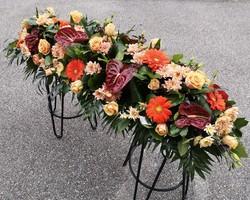 Dessus de cercueil - JULALIE